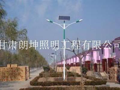 甘肃太阳能路灯工程_怎样才能买到质量好的太阳能路灯