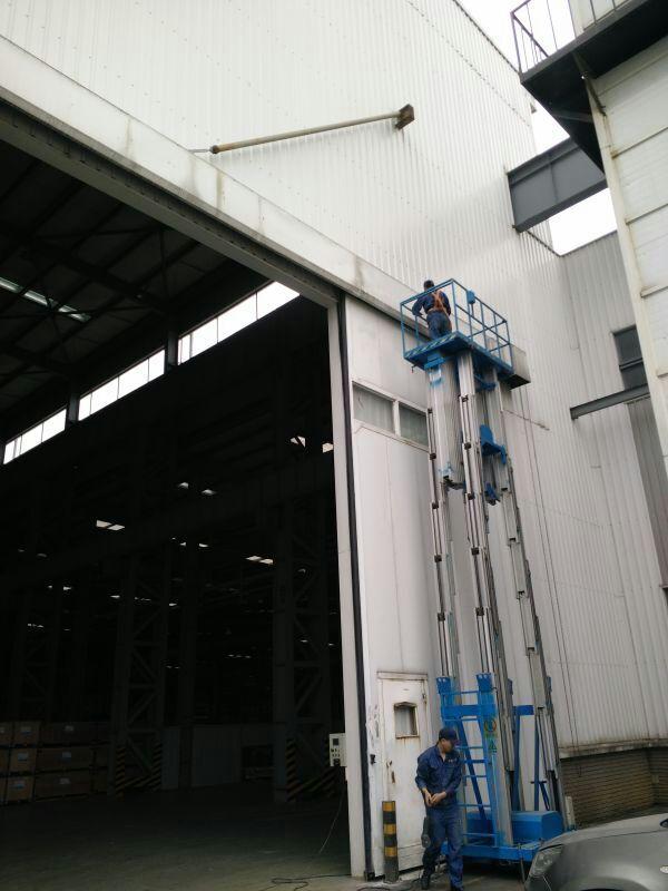 工业门安装维修服务