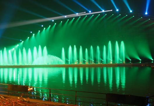 数控喷泉/三维喷泉设计施工