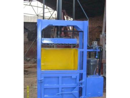 立式废纸液压打包机