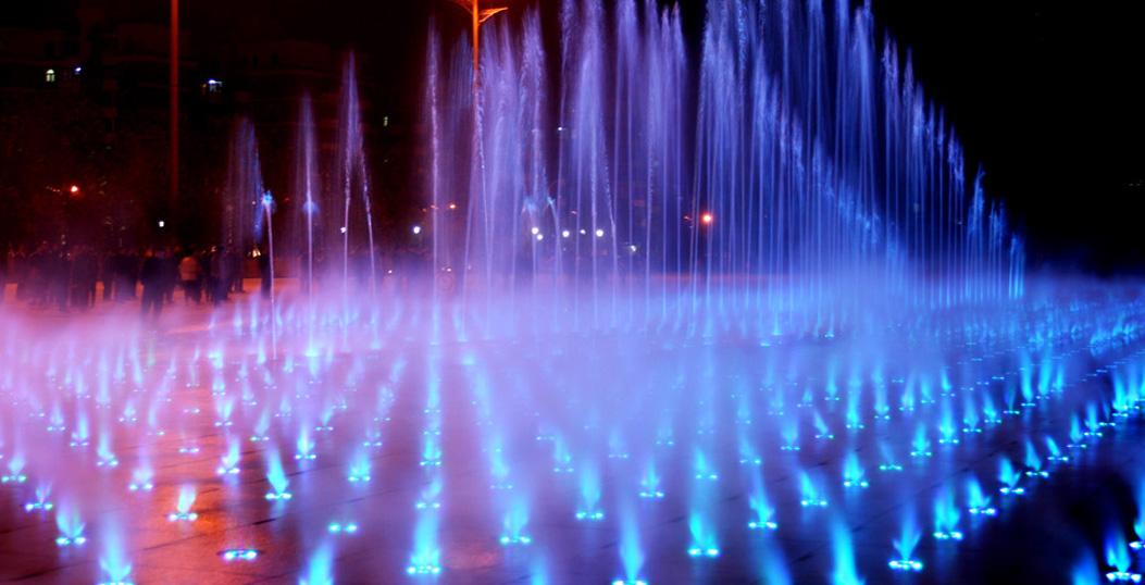 旱式喷泉/旱地喷泉/广场喷泉设计施工