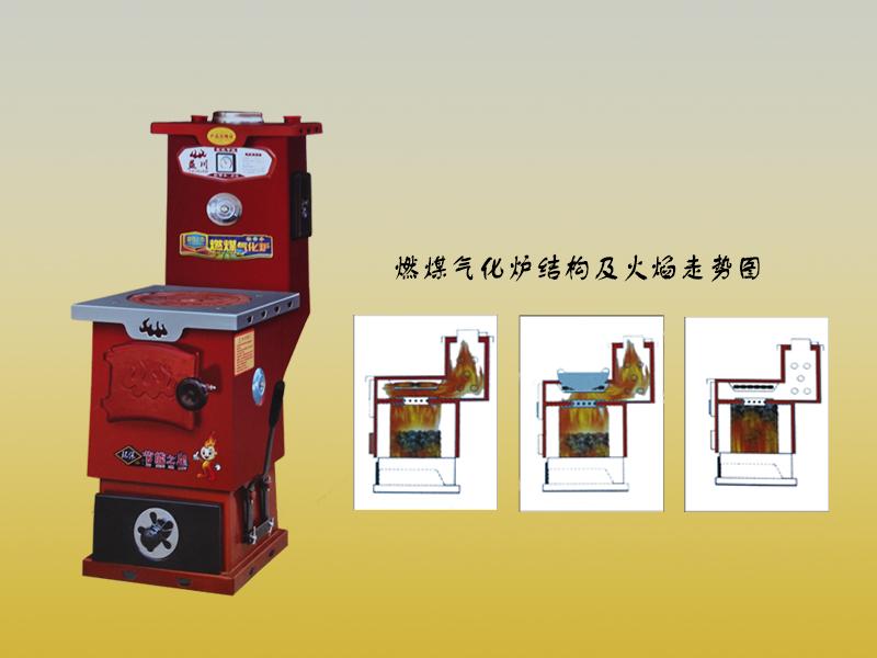 节能环保气化炉