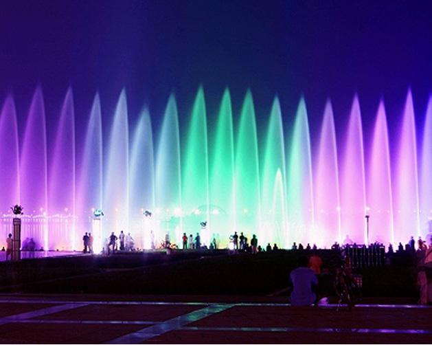 音乐喷泉/程控喷泉设计施工