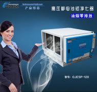 質量良好的靜電油煙凈化器供應信息,餐飲油煙處理機