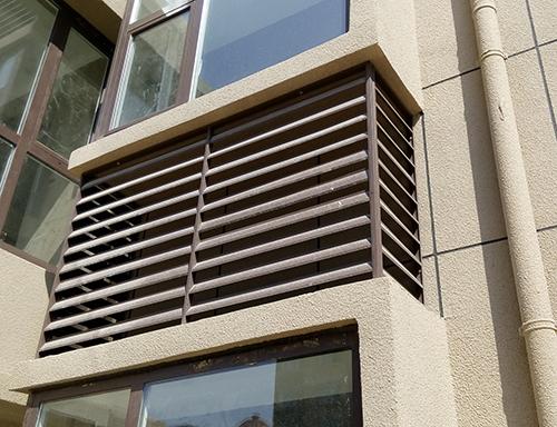 铁艺护窗制作