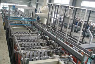 深圳自动电镀生产线回收