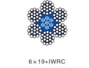6*19+IWRC不锈钢丝绳