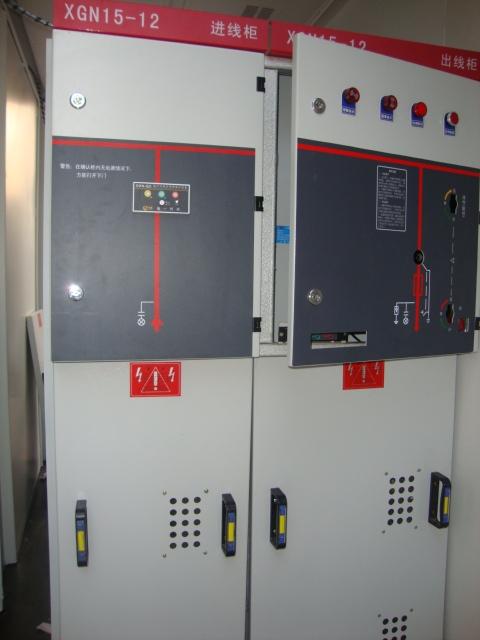 供应万商电力设备物超所值的SF6高压环网柜,SF6充气柜