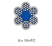 6*19+FC不锈钢丝绳