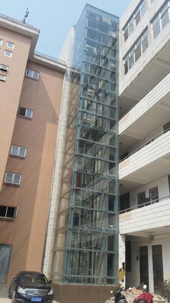 玻璃幕墙观光梯厂家,质量坚固的玻璃幕墙观光梯推荐