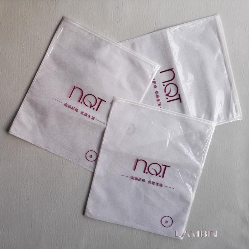 专业品质2015新款精品女装服饰包装袋pe塑料袋