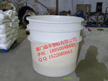 850L大口圆桶水缸
