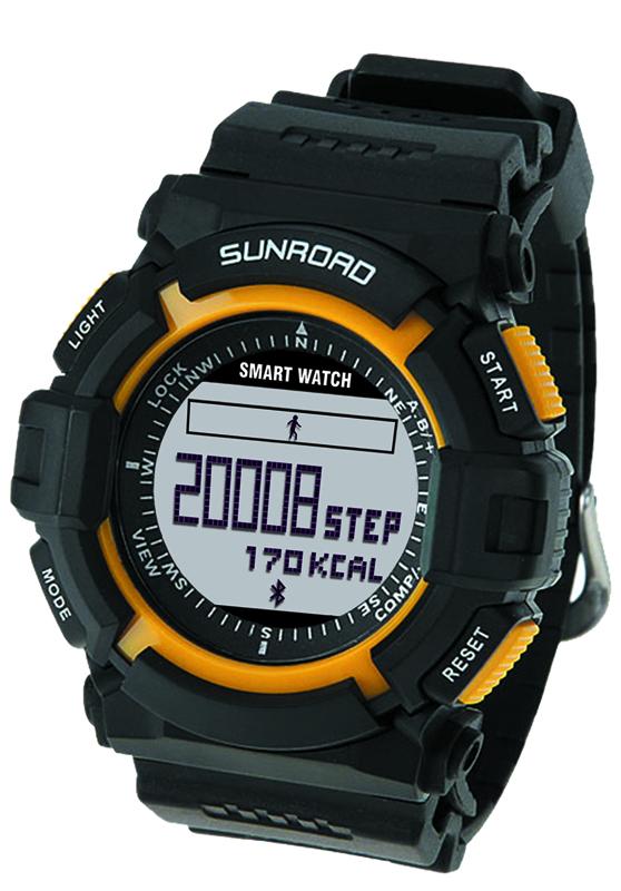 智能手表/计步/训练/卡路里/睡眠监测/来电提醒/事件提醒