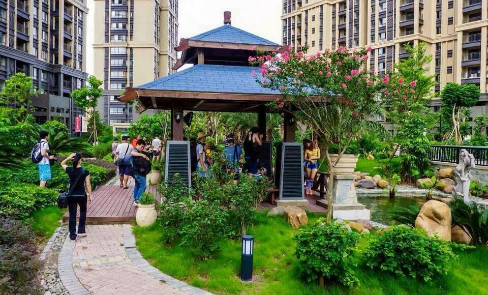 景观南宁园林设计南宁园林景观施工南宁木结构施工