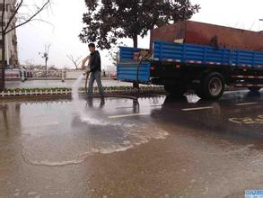 广州市高压车清洗马路,天河区清洗马路电话,白云区清洗马路公司