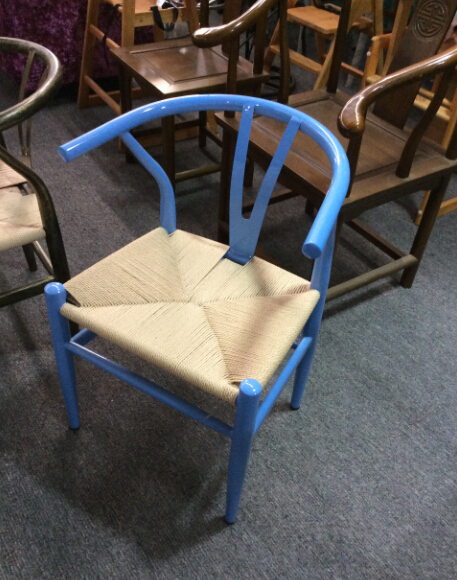 糖果色休闲咖啡椅