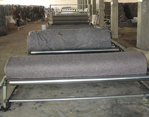 要买优质的无纺布,就到富海保温材料,保温被生产