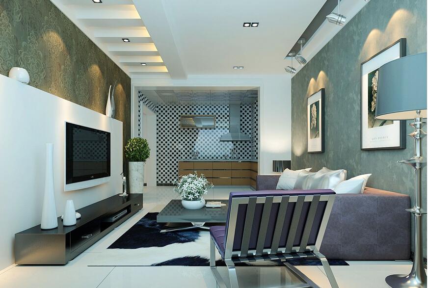 海南工程装饰公司,美式风格装修