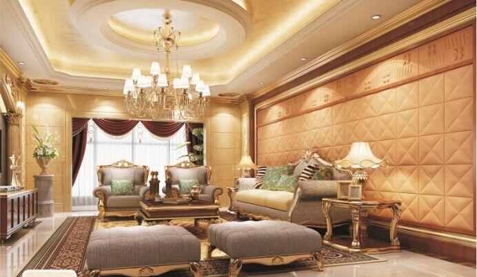 南宁优质的沙发背景墙供应 北成装饰背景墙定制