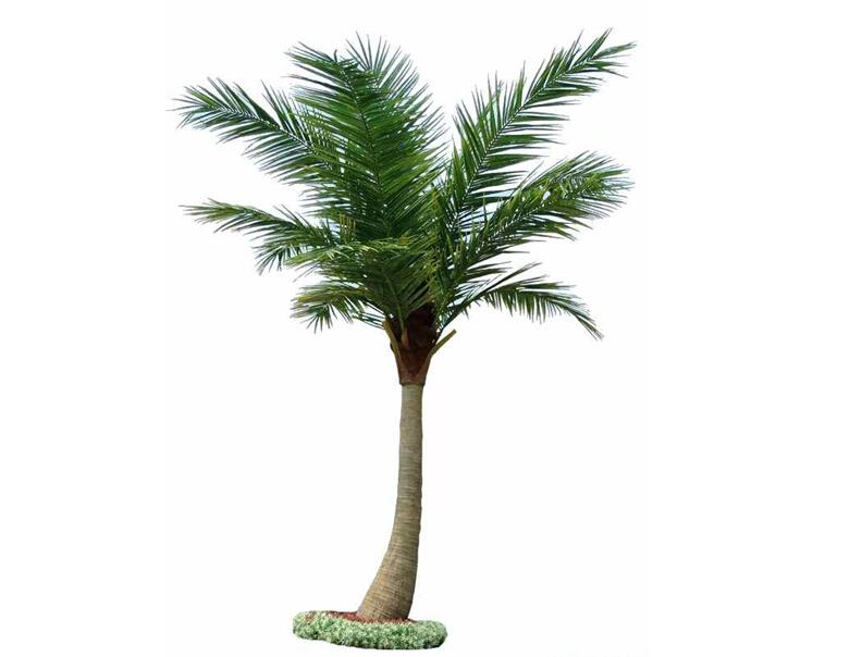 仿真假树,免维护更自然