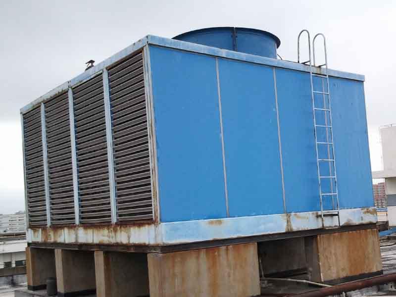 回收闭式冷却塔%回收制冷机房设施%回收制冷系统-制冷设备调剂