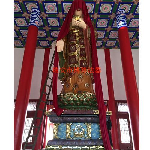 瑞安博尊法器铸铜佛像铸造工艺精湛-铸铜药师佛像价格范围