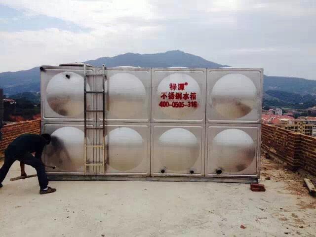 不銹鋼水箱找福建祿源
