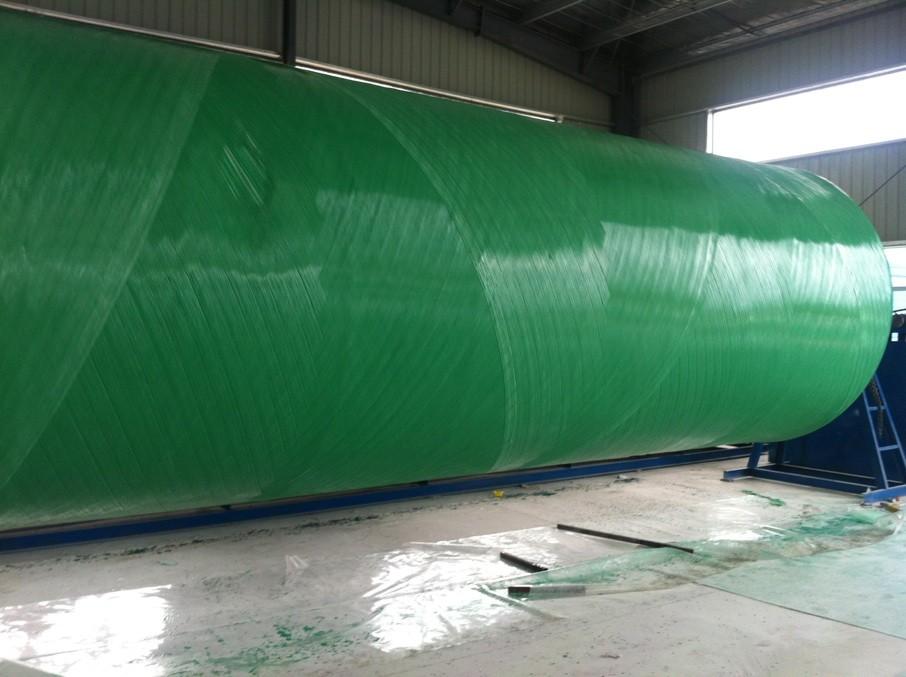 1-150立方玻璃钢化粪池
