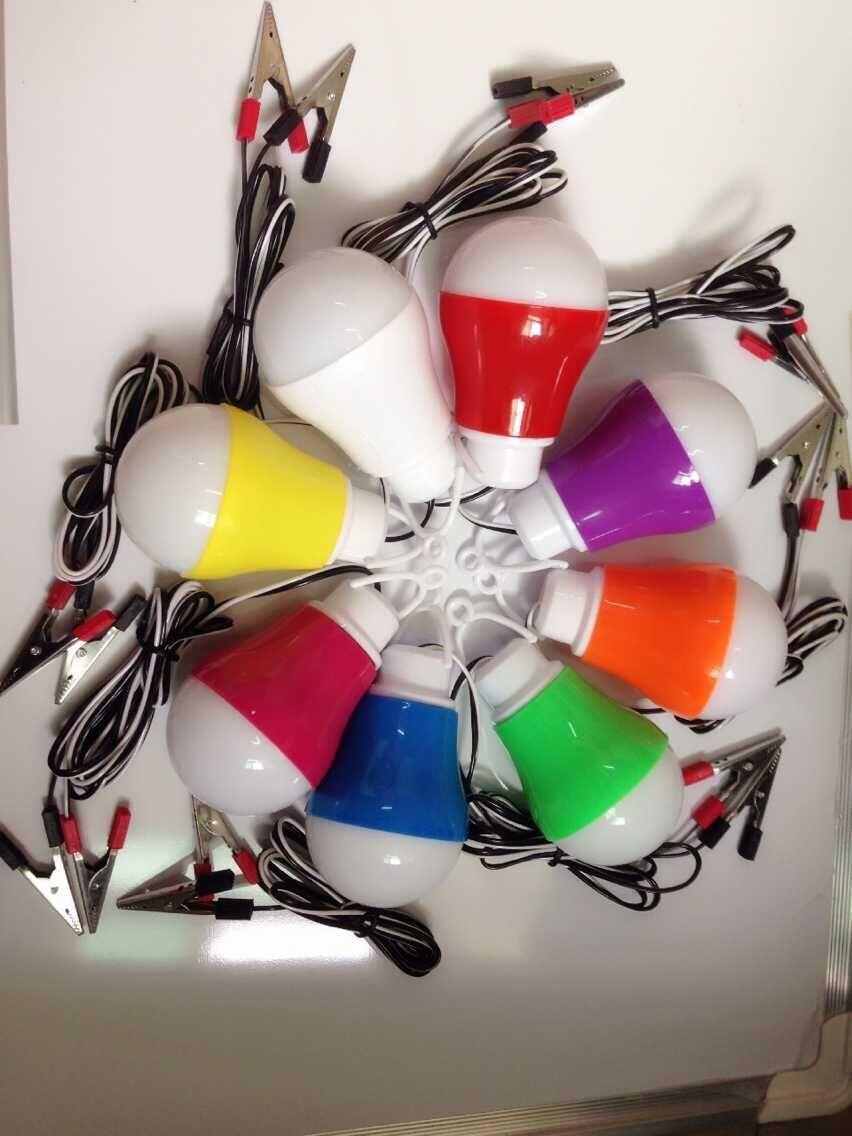 LED直流球泡灯