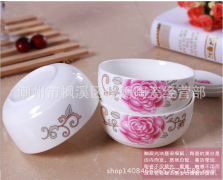潮州晓衡陶瓷:教你挑选品牌好的镁质瓷餐碗勺