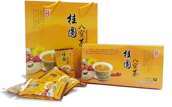 桂圆八宝茶