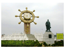 在哪能买到建筑钟表-莱山景观钟
