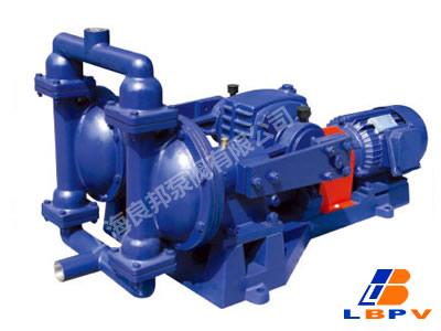 DBY电动隔膜泵-良邦