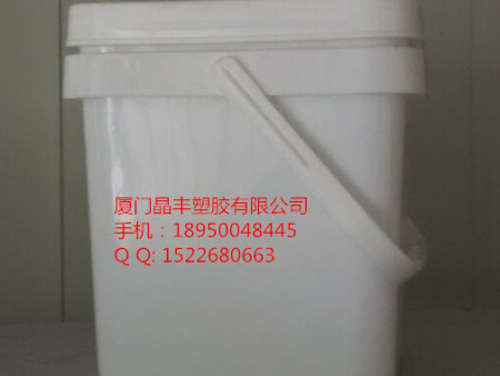 5公斤方形桶塑料桶食品桶密封桶