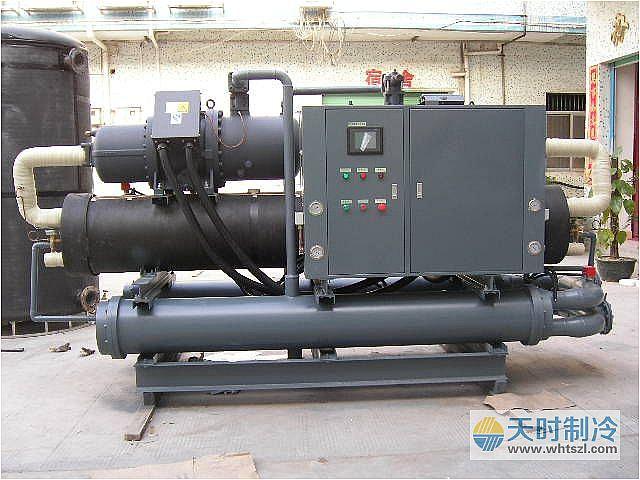 大金水冷单螺杆式热回收机组