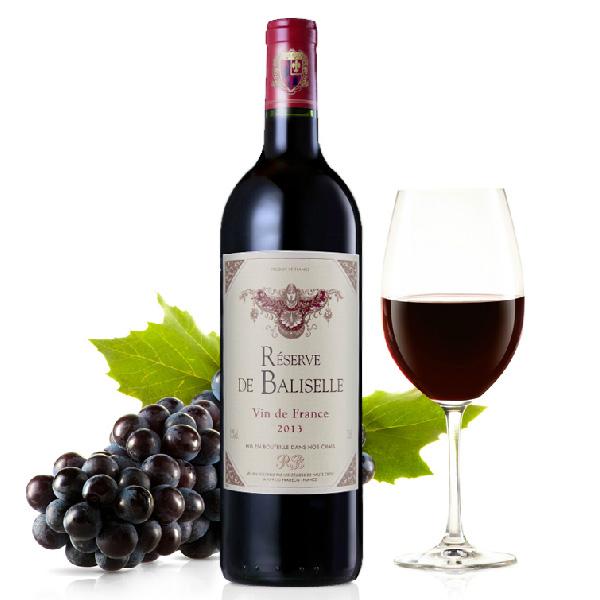 有机干红葡萄酒