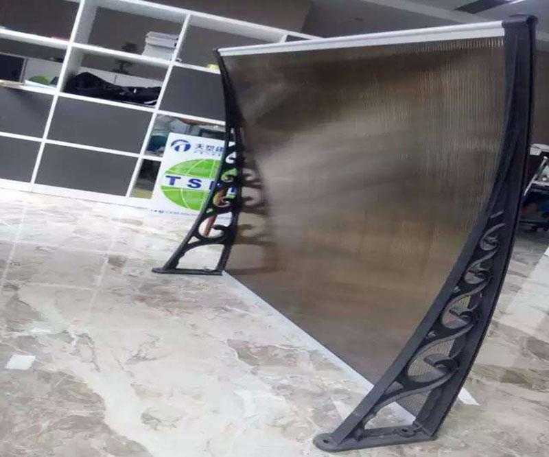 PC雨棚支架、PC雨棚支架价格、批发PC雨棚支架