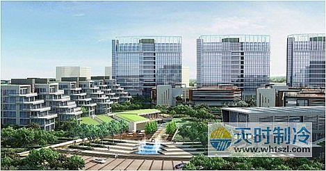 光谷芯中心辦公樓中央空調 改造案例|套餐方案-武漢市天時制冷工程有限公司
