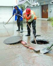 白云区广园路专业疏通厕所,高压车疏通下水道,环卫车清理化粪池
