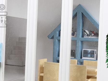 纸房子,别墅