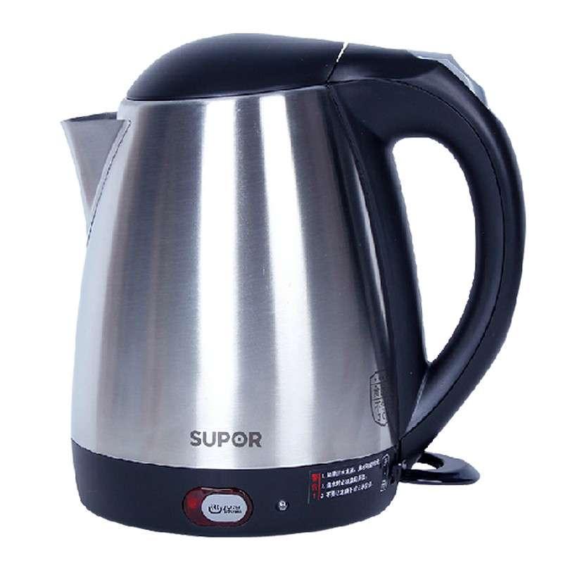 苏泊尔SWF15P2D-150保温304不锈钢1.5L电水壶