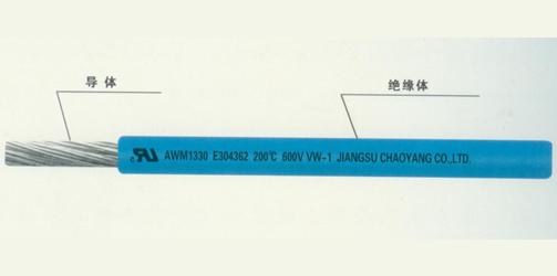 UL1333铁氟龙(氟塑料)电线