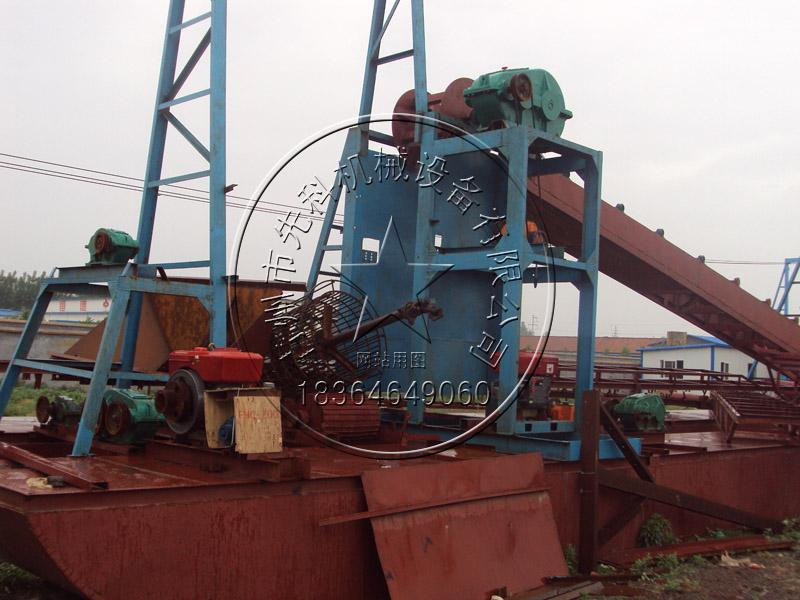 山东采沙船推荐——青州先科链斗式挖沙船专业制造厂