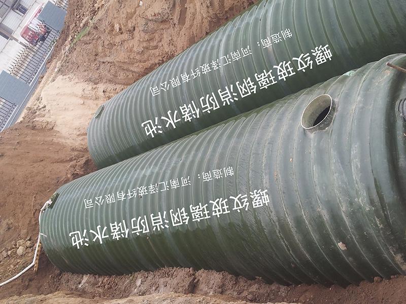 郑州玻璃钢消防水池厂家