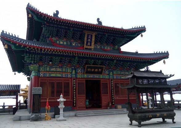 郑州到老君山两日游
