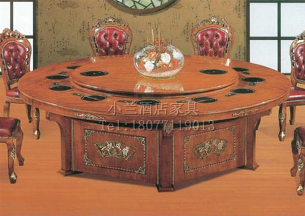 广西电动火锅桌KY-33|餐厅火锅电动餐桌
