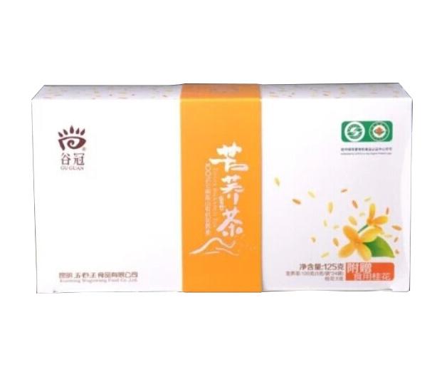 桂花袋泡茶