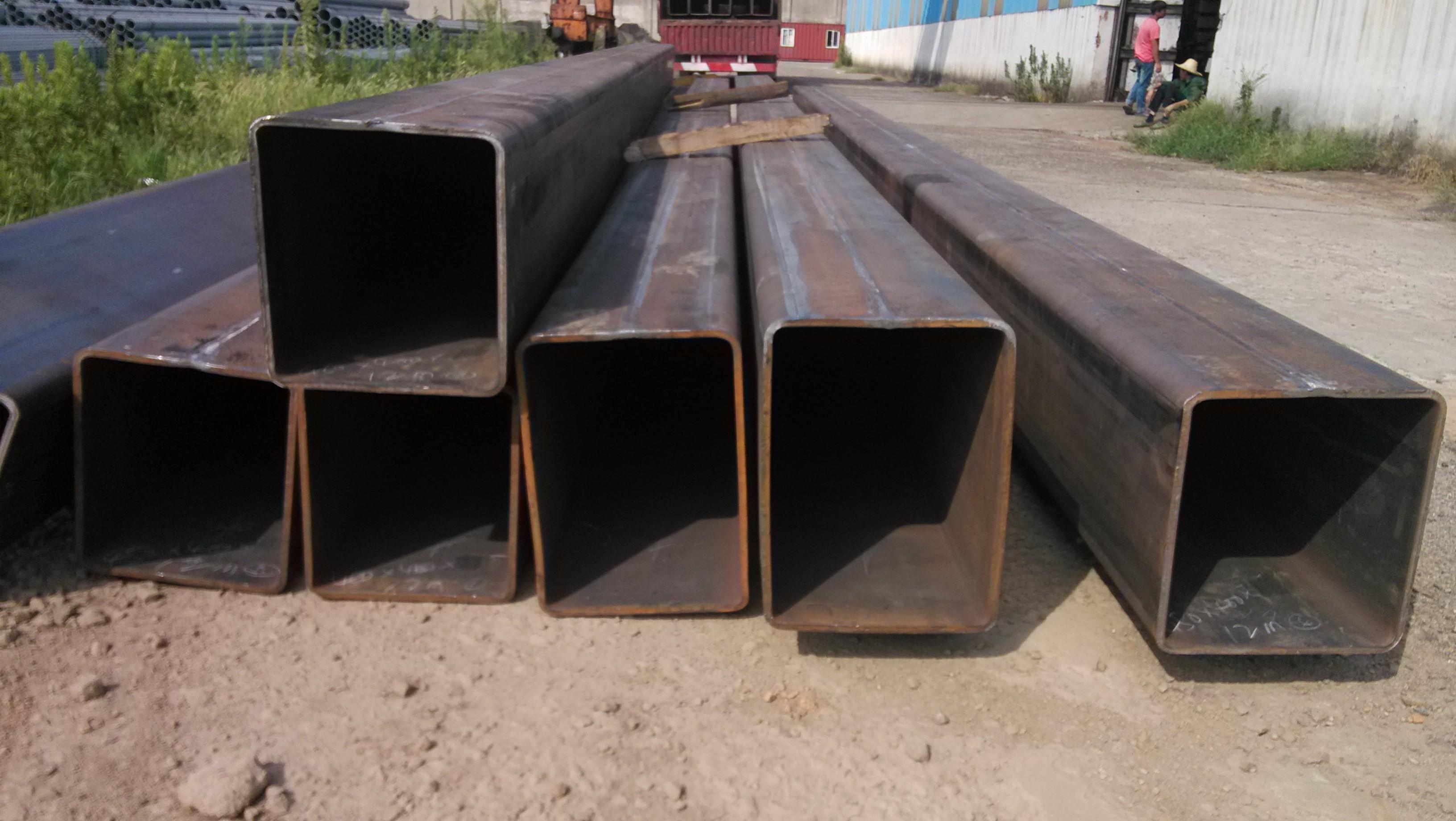 方矩形铁管,方矩形焊管,方矩形无缝管,方矩形镀锌管