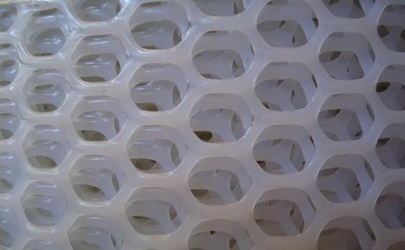 批发养殖鸡网pe耐腐抗老化塑料平网 复合底料塑料平网