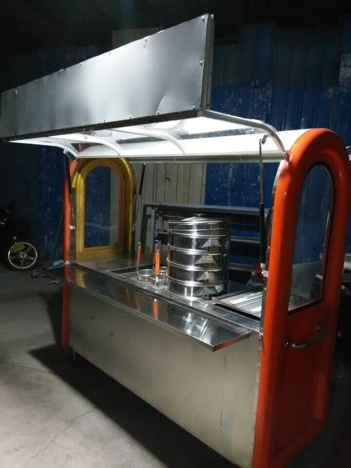 流动餐饮车